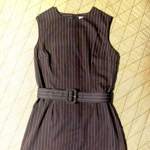 Rampage vintage 90's blue striped dress